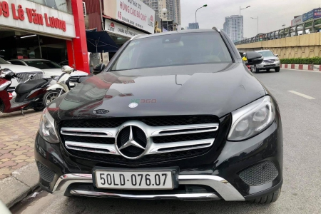 Mercedes GLC 250 4Matic 2016